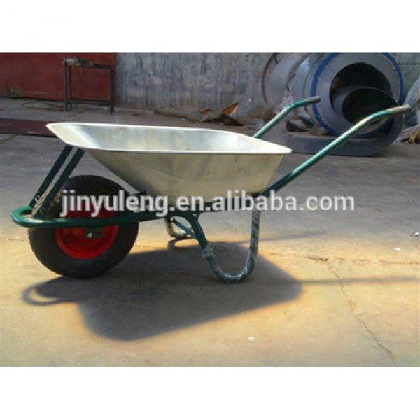 large capacity 200L heavy power wheel barrow 6404H #1 image