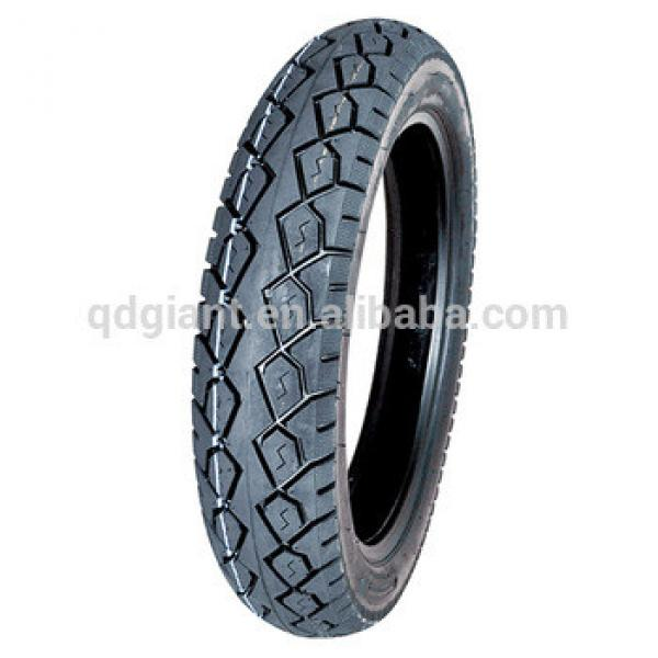 china motorcycle tubeless tyre low price for sale 110/90-16 #1 image